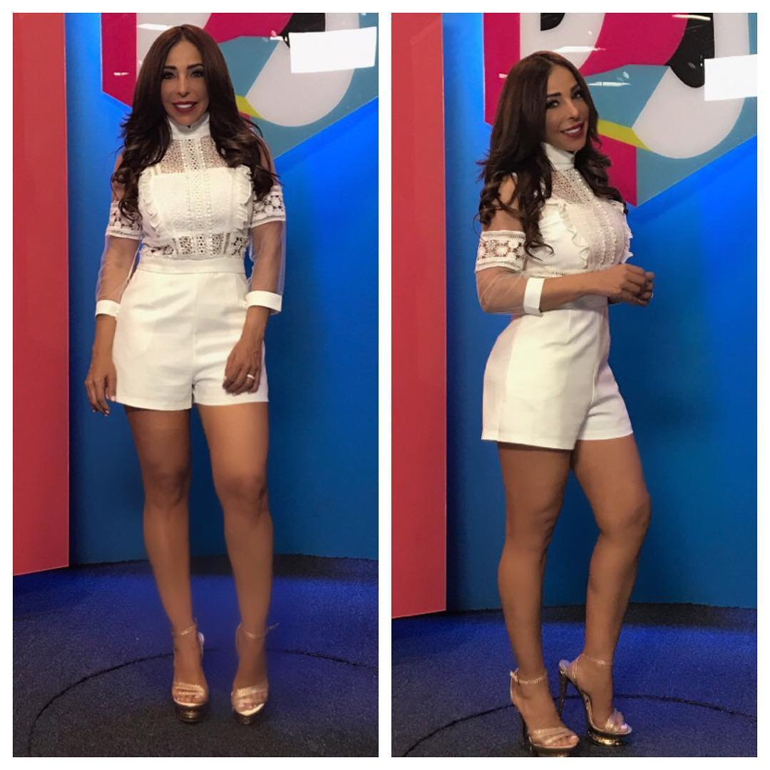 PHOTOS DE GELENA SOLANO TV