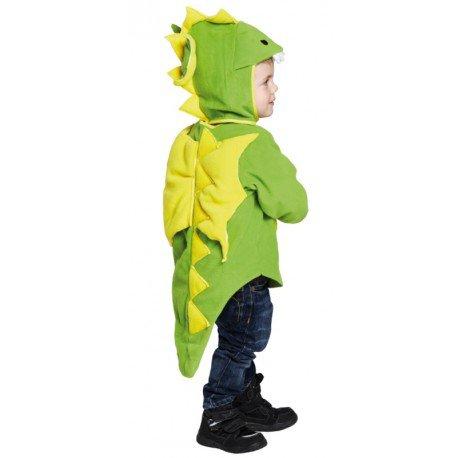Déguisement dragon vert enfant : Déguisement dragon enfant
