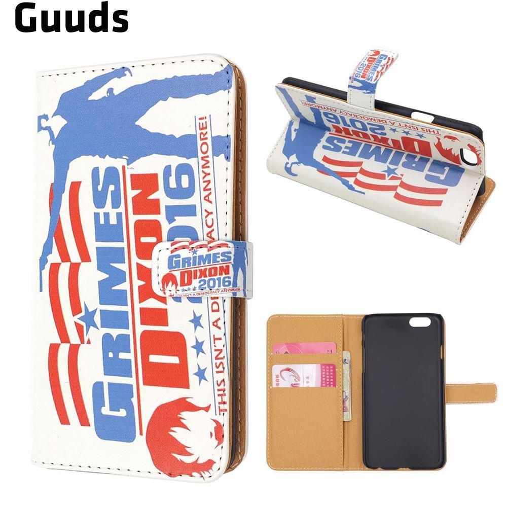 Граймс и Dixon кожаный бумажник чехол для iPhone 6 (4.7 дюймов), бесплатная доставкакупить в магазине GUUDS Official Storeн...