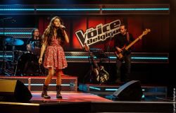 THE VOICE - RESPECT Anne-sophie !