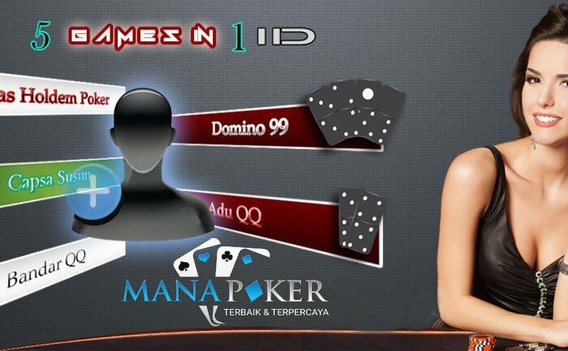 Situs Poker Terpercaya Memudahkan Kemenangan | Manapoker