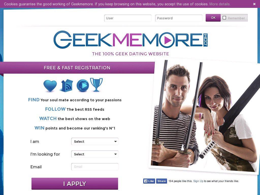 GeekMeMore - Avis