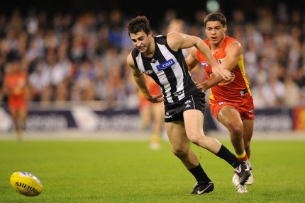 AFL Premiership Live – Round 16 – Gold Coast Suns vs Collingwood – 5th July