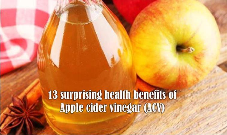 Do you know these health benefits of apple cider vinegar?