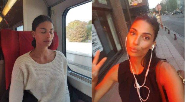 Faites connaissance avec Tatiana Silva, la nouvelle miss météo de TF1 (PHOTOS)
