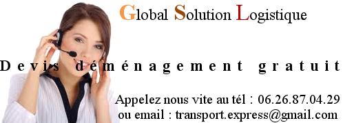 """Annonce """"Prix déménagement Paris"""""""
