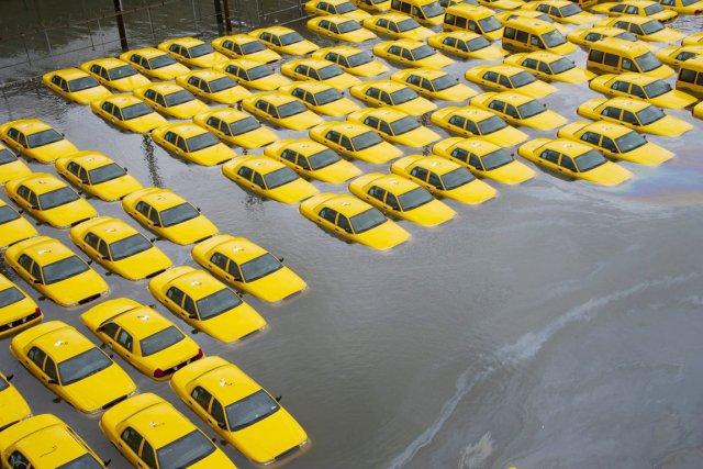 Les catastrophes ont coûté 186 milliards en 2012 | Environnement