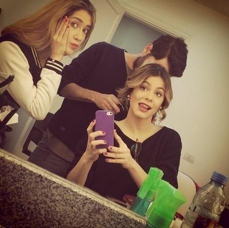 Martina via Instagram