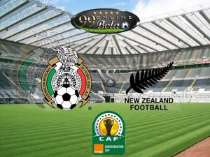 Prediksi Mexico Vs New Zealand 22 Juni 2017