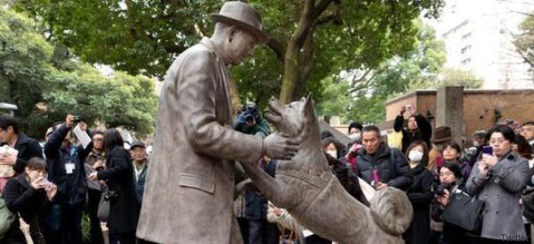 Découvrez l'émouvante histoire de cette statue