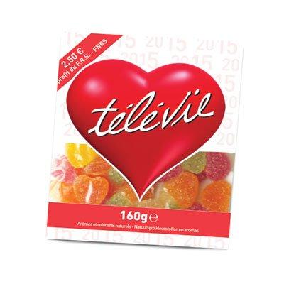 Télévie - Faisons gagner la vie : Le sachet de bonbons