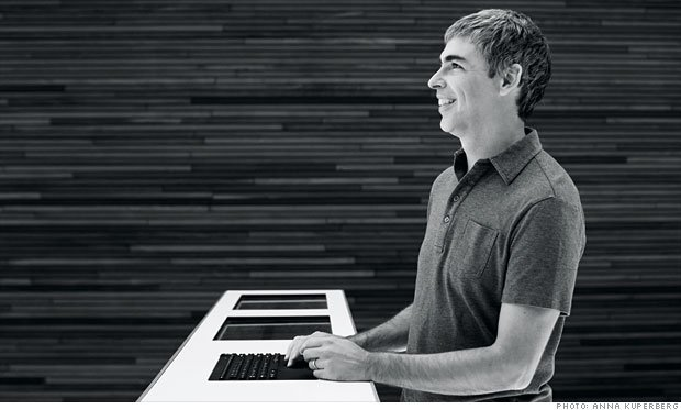 The future according to Google's Larry Page - Fortune Tech