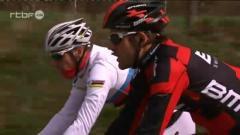 La reconnaissance de Gilbert avant Liège-Bastogne-Liège 2013 du 19 avril 2013, Cyclisme : RTBF Vidéo