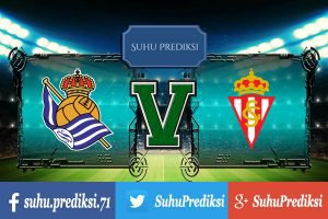 Prediksi Bola Real Sociedad Vs Sporting Gijon 11 April 2017