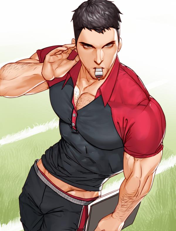 Mon futur prof de sport et ses potes dans le blog secret vous souha...