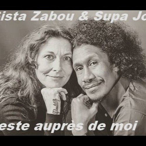"SUPA JOHN & SISTA ZABOU ""Reste auprès de moi"" (Cover Come to me, Studio One)2018"