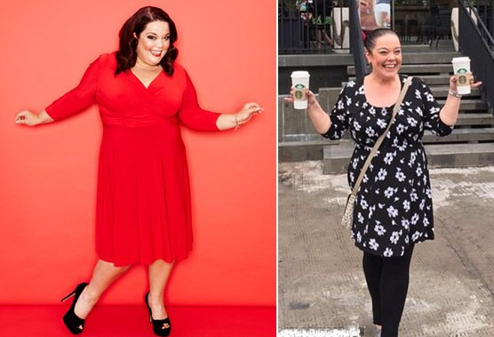 Lisa Riley Before and After Weight Loss: Secret Behind Her Amazing Six Stone Weight Loss Plan | Wink24News