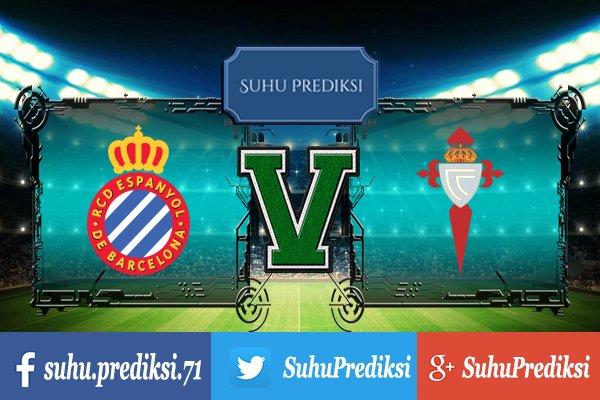 Prediksi Bola Espanyol Vs Celta De Vigo 19 Desember 2017