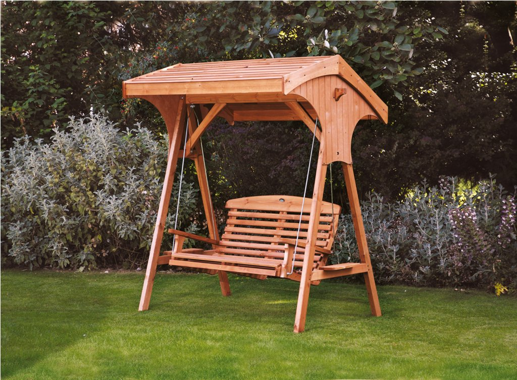 Designing a Garden Swing Seats