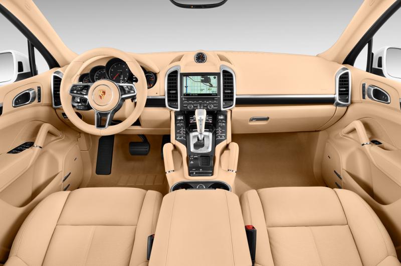 The 2018 Porsche Cayenne Leaked Earlier