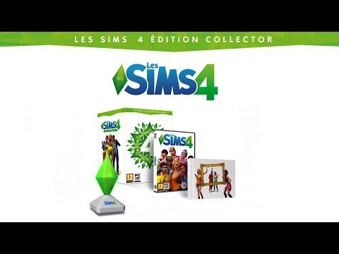 LES SIMS 4 - Unboxing VF Édition Collector