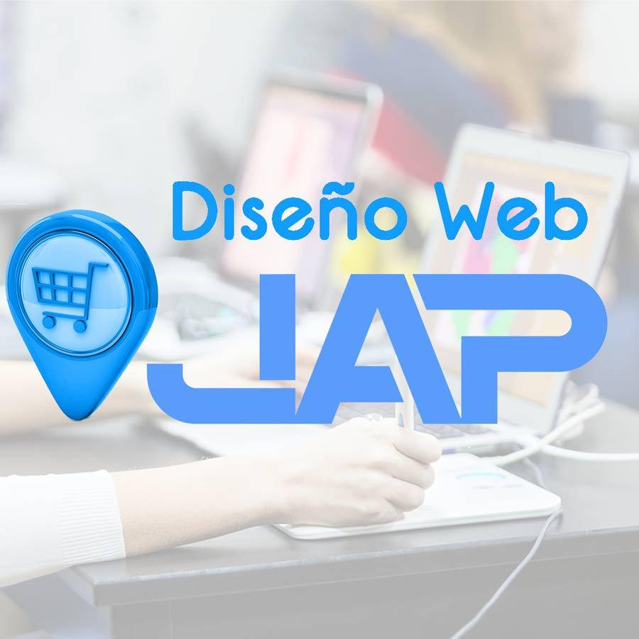 Diseño Web JAP - Tiendas Online
