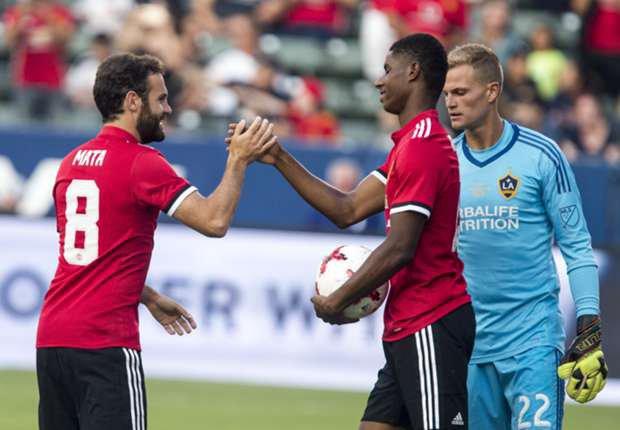Awali Pramusim, Manchester United Gilas LA Galaxy | Berita Olahraga Terkini