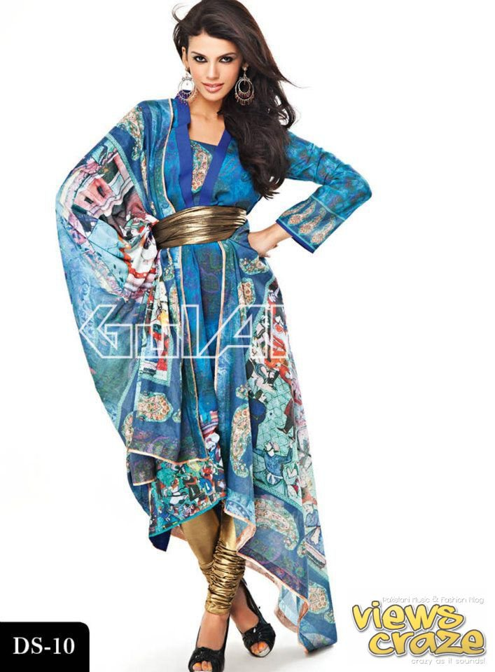 Pakistani Fashion Style: Post 2,, Gul Ahmed Signature Series Collection 2013 | Gul Ahmed Pret Collection