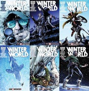 WinterWorld Vol.2 #1-6