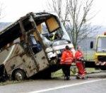 Le car belge accidenté était en règle en matière <br>de contrôle technique - L'Avenir