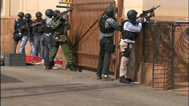 L'assaut final à Nairobi ?