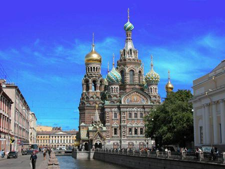 circuits groupe RUSSIE SAINT- PETERSBOURG - MOSCOU : L\'ANNEAU D\'OR