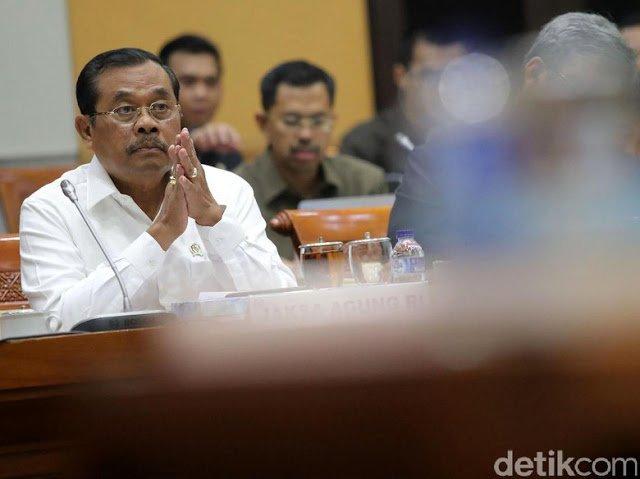 Ahok Cabut Banding, Ini Respons Jaksa Agung - Berita Harian Indonesia