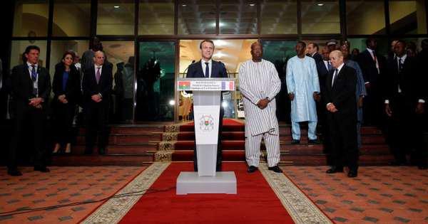«Africains, il n'y a rien à attendre de la France que nous ne puissions nous offrir à nous-mêmes !»