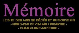Avis de décès, A la mémoire de Monsieur Georges PERROT - Mémoire