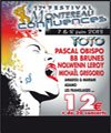 FESTIVAL MONTEREAU CONFLUENCES PASS 2 JOURS : 7 & 8 JUIN 2013 - PARC DES NOUES à MONTEREAU-FAULT-YONNE - Variété et chanson françaises