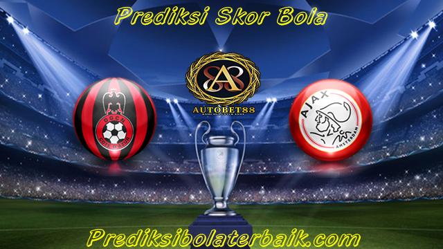 Prediksi Nice vs Ajax 27 Juli 2017 - Prediksi Bola
