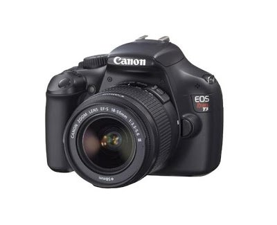 Canon EOS Digital Rebel T3i 18MP SLR Camera Review | The Best Items