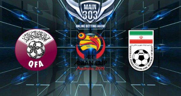 Prediksi Qatar vs Iran 15 Januari 2015 Asian Cup