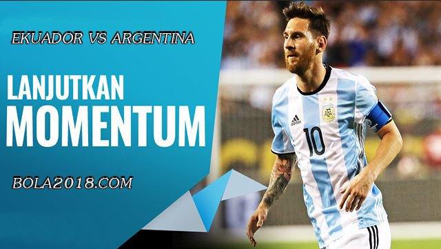 Lionel Messi Bisa Jadi Penyelamat Untuk Argentina - Piala Dunia 2018