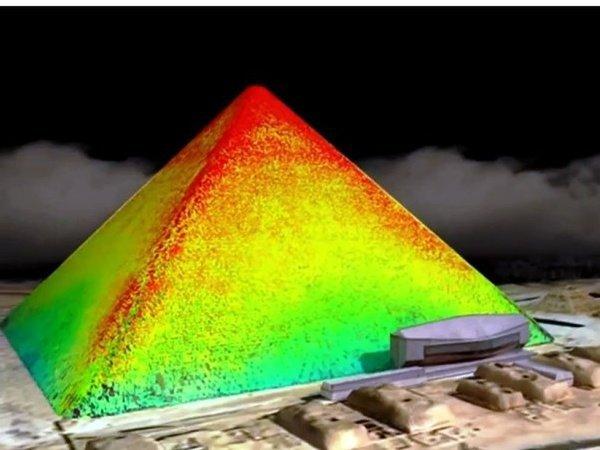 La pyramide de Khéops révèle de nouveaux secrets