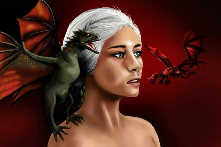Daenerys de game of thrones