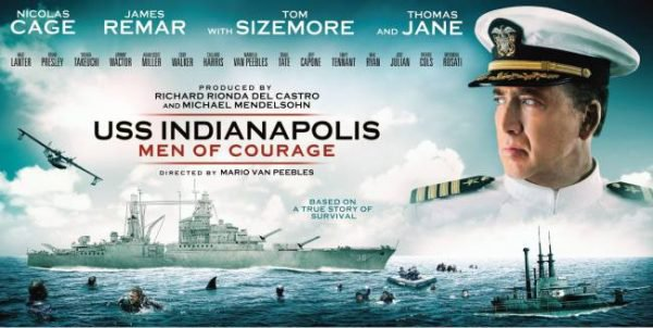 Sinopsis USS Indianapolis: Men of Courage