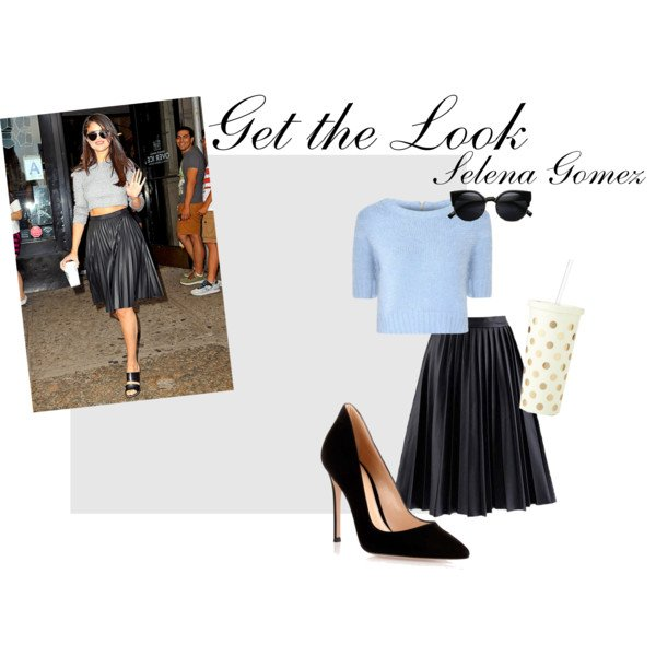 Get the Look #Selena Gomez