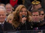 Beyonce chante l'hymne américain