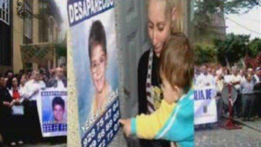 Yeremi vargas 1 an de disparition par ESPERANZASSOCIATION - Dailymotion