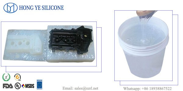 Clear Mold Making Silicone Rubber | Silicone Rubber