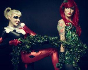 THREE TIMES A LADY: Gotham Vixens Cosplays [Pics]