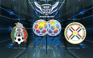 Prediksi Meksiko vs Paraguay 1 April 2015 Laga Persahabatan