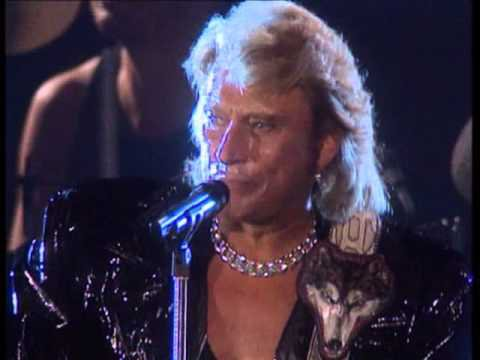 Live Johnny Hallyday, Lady Lucille,